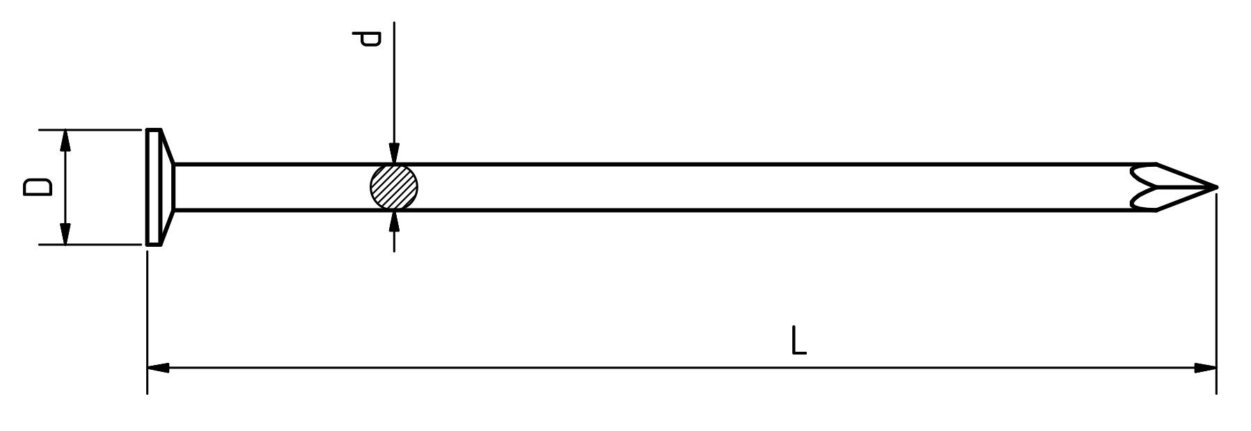 4.1_Maschinennägel-Glattschaft-28x65